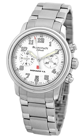 """Image of """"Blancpain Leman Flyback 2185F Stainless Steel Automatic 40mm Mens"""""""