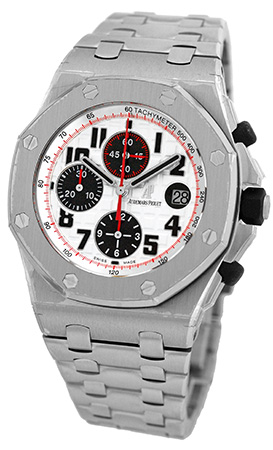 "Image of ""Audemars Piguet Royal Oak Offshore Stainless Steel Automatic 42mm Mens"""