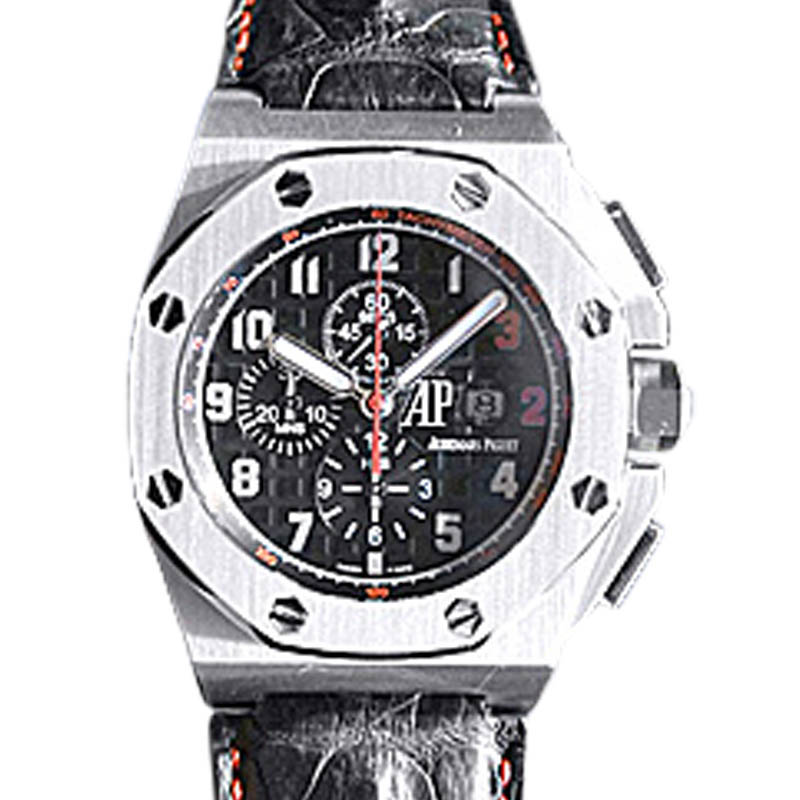 "Image of ""Audemars Piguet Shaq Royal Oak Offshore Shaq O'Neal Stainless Steel"""