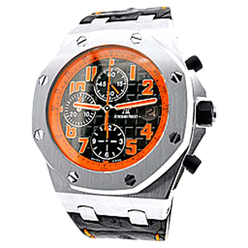 "Image of ""Audemars Piguet Royal Oak Offshore Volcano Chronograph Stainless"""