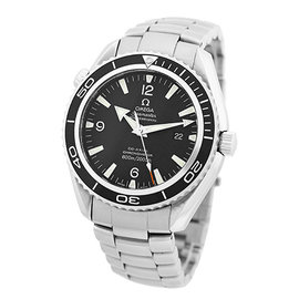 Omega Seamaster Planet Ocean Stainless Steel Watch