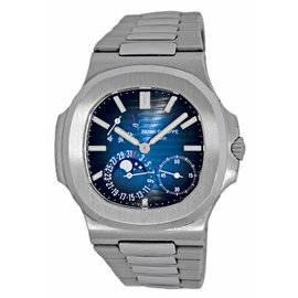 Patek Philippe Nautilus 5712 Stainless Steel Automatic 40mm Mens Watch