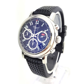 Mille Miglia Stainless Steel Sapphire Mens Watch