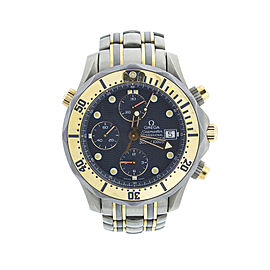 Omega Seamaster Professional 300M Chronograph Diver Ref. 2296.80.00 Mens Watch