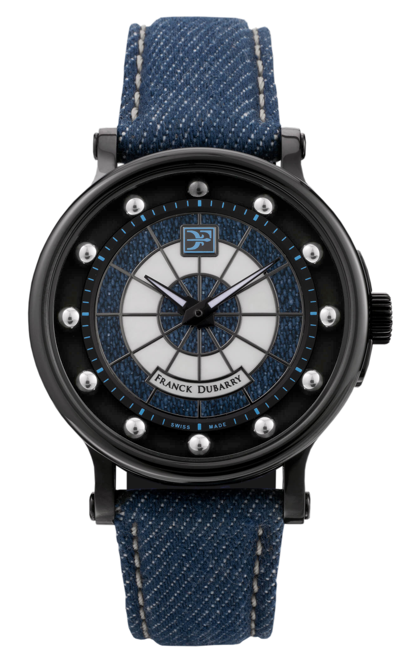 "Image of ""Franck Dubarry Crazy Ball Cm-03-01 42 mm Watch"""