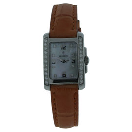 Concord Sportivo Mother Of Pearl Diamond Watch