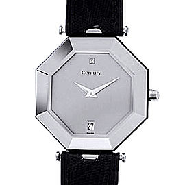 H. Stern Stainless Steel Century Mens Watch