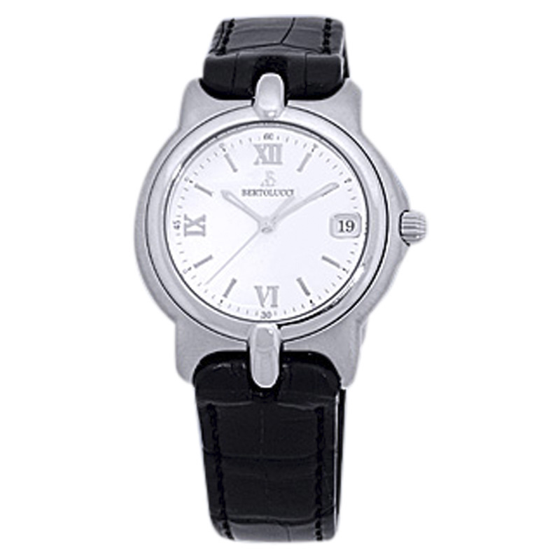"Image of ""Bertolucci VIR Stainless Steel Mens Watch"""