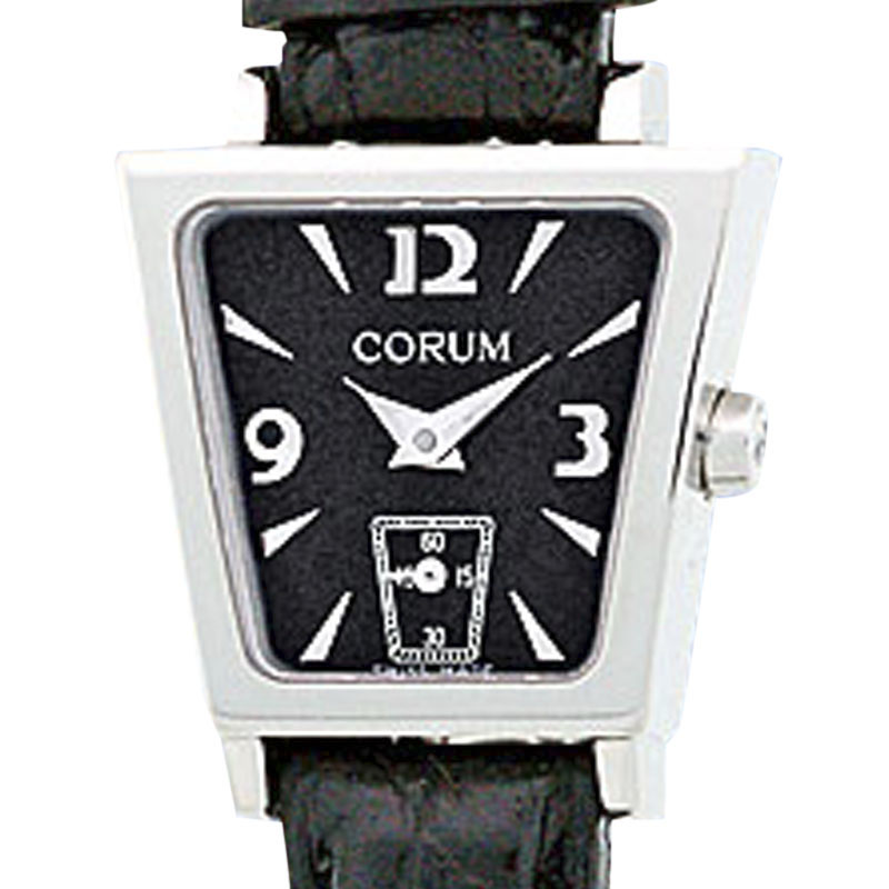 "Image of ""Corum Trapeze Stainless Steel Womens Watch"""