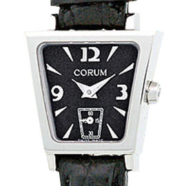 Corum Trapeze Stainless Steel Womens Watch