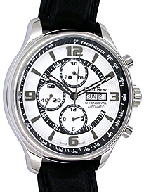 "Image of ""Ernst Benz Chronojewel Chronograph Stainless Steel Mens Watch"""