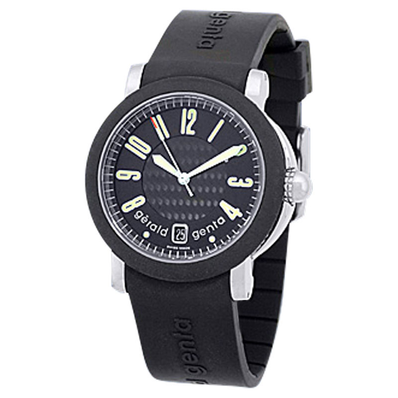 "Image of ""Gerald Genta Sport Stainless Steel Strapwatch"""