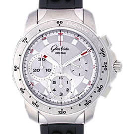 Glashütte Original Sport Evolution Chronograph Stainless Steel Mens Watch