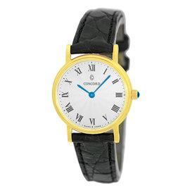 Concord Bennington 18K Yellow Gold Womens Watch