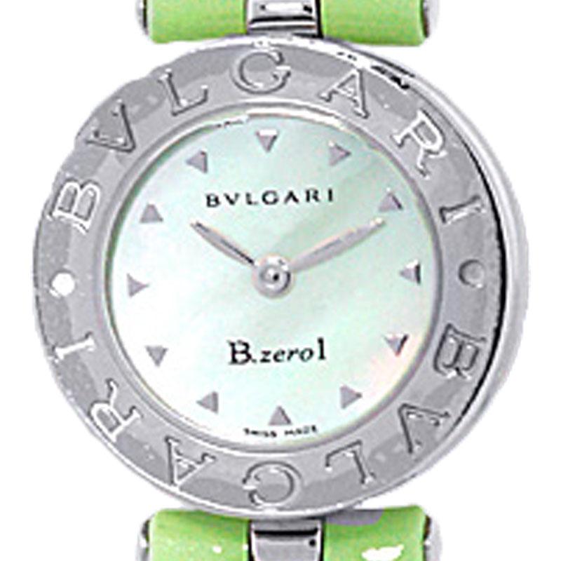 """Image of """"Bulgari B.Zero1 Stainless Steel Womens Strapwatch"""""""