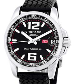 Chopard Gran Turismo XL Stainless Steel Mens Watch