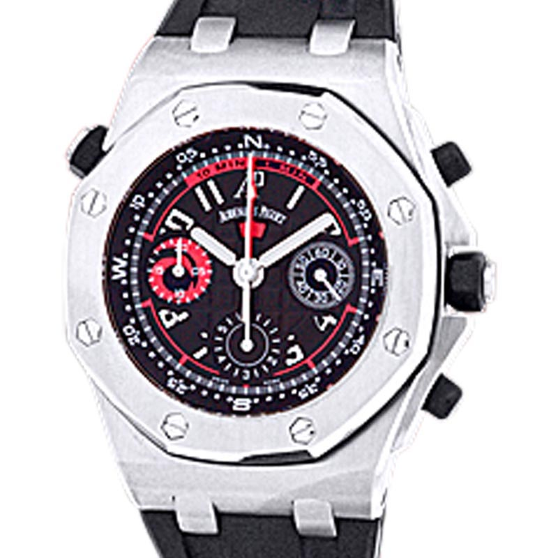 "Image of ""Audemars Piguet Royal Oak Offshore Polaris Chronograph Stainless"""