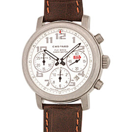 Chopard Mille Miglia Flyback Limited Edition Titanium Mens Watch