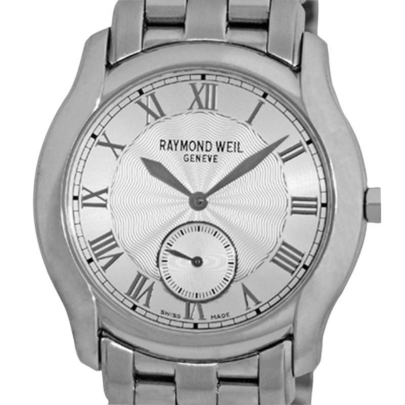 """Image of """"Raymond Weil Tosca 9864 Stainless Steel Mens Watch"""""""