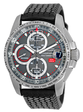 "Image of ""Chopard Mille Miglia GT XL Gran Turismo Racing Chronograph Stainless"""