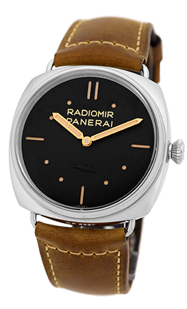 "Image of ""Panerai Radiomir PAM 425 Stainless Steel Strapwatch"""