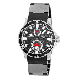 Ulysse Nardin Maxi Marine Diver Automatic Stainless Steel Strap Mens Watch