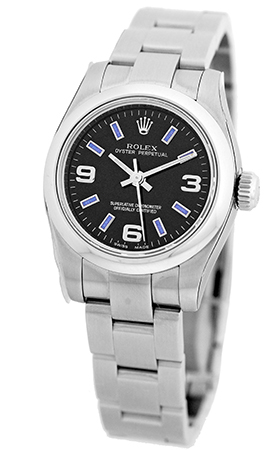 """Image of """"Rolex Oyster Perpetual Non-Date 176200 Stainless Steel 26mm Watch"""""""