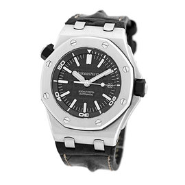Audemars Piguet Royal Oak Offshore Diver 15710ST.OO Stainless Steel 42mm Mens Watch