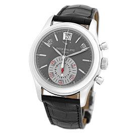 Patek Philippe Complicated 5960P-001 Platinum Automatic 40.5mm Mens Watch