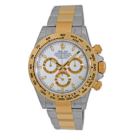 Rolex Cosmograph Daytona 116503 Stainless Steel & 18K Yellow Gold 40mm Mens Watch