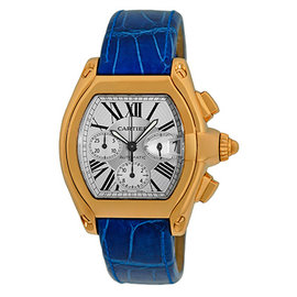 Cartier Roadster W62021Y3 18K Yellow Gold Automatic 38mm Mens Watch