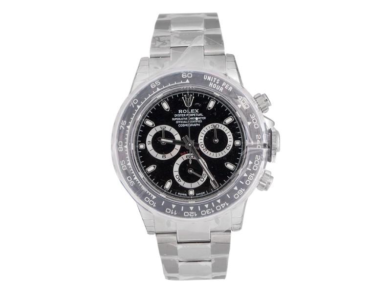 Rolex Cosmograph Daytona 116500 LN BK Ceramic Bezel 40mm Watch