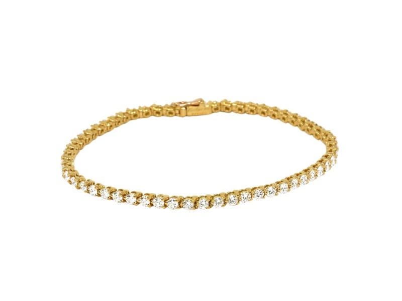 Fresh Simple Diamond Bracelet Designs | Jewellry\'s Website
