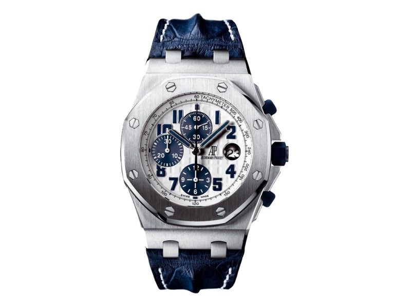 Audemars Piguet Royal Oak Offshore NAVY 26170ST.OO.D305CR.01 Watch