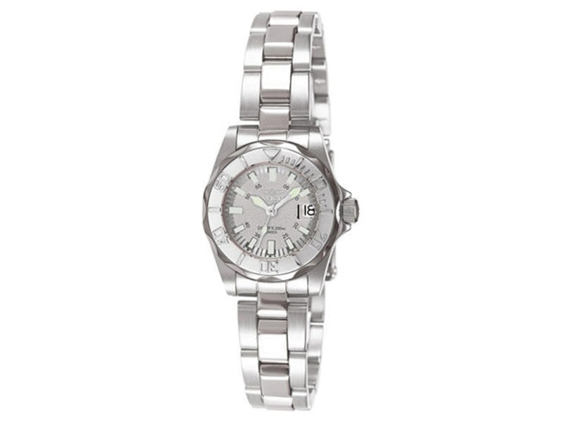 Invicta 7066 Stainless Steel 27mm Watch