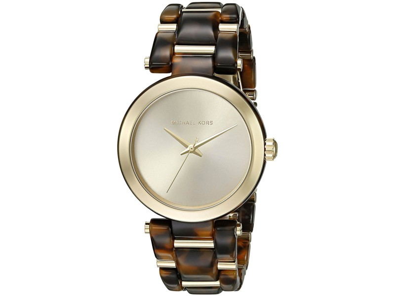 Michael Kors MK4314 Gold Tone Stainless Steel 36mm Womens Watch