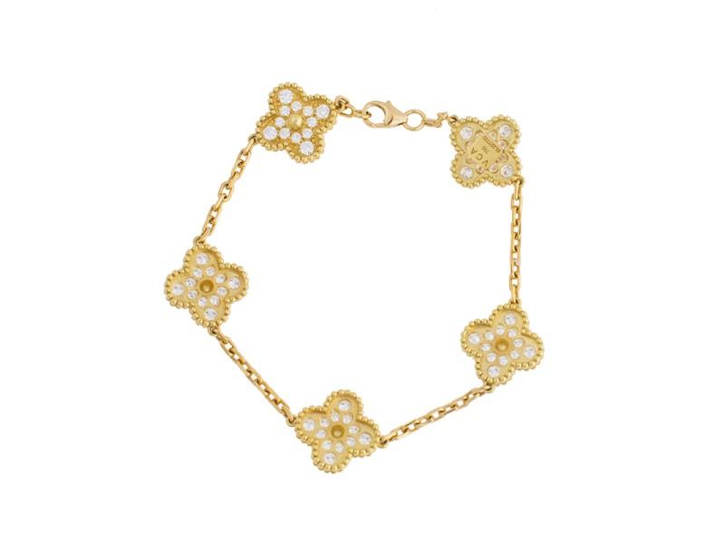 Van Cleef & Arpels Alhambra Bracelet