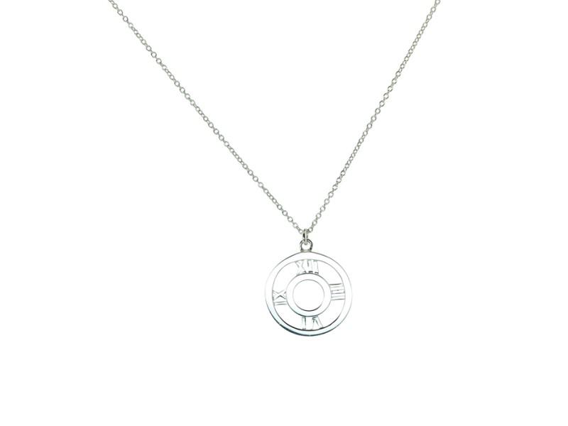 ATLAS ®Medallion Pendant Necklace