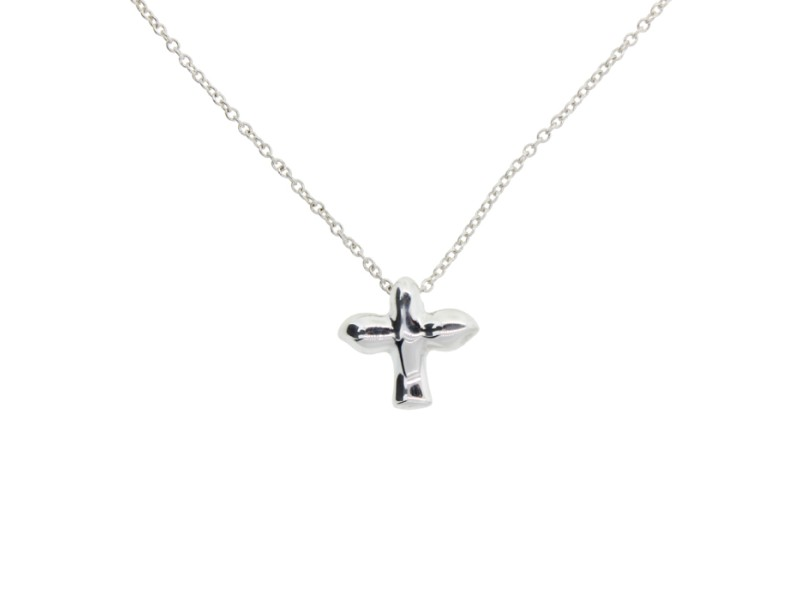 Tiffany & Co. Dove Bird Necklace