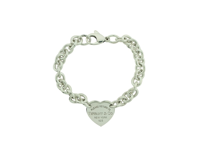 Tiffany Heart  Bracelet