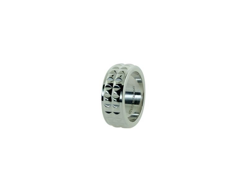 Tiffany Sterling Silver Germany Ring