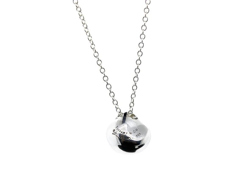 Tiffany & Co. Nugget Pendant Necklace