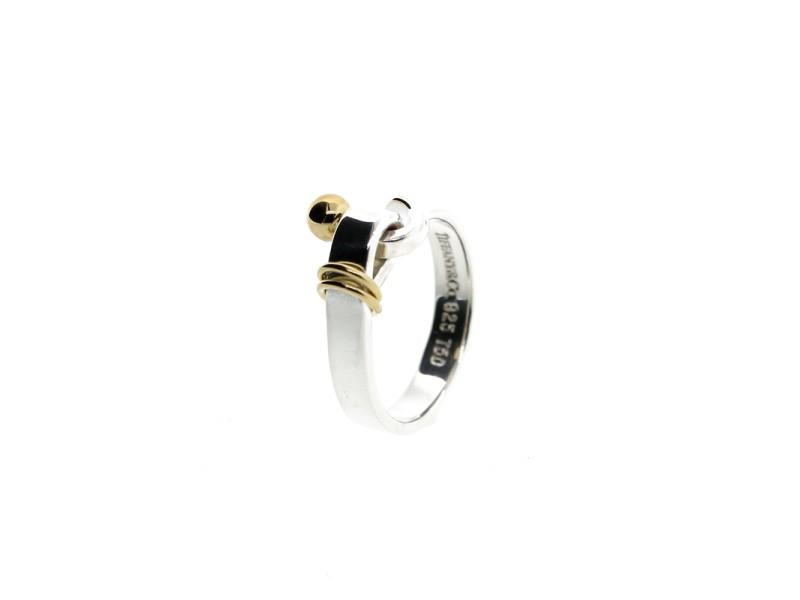 Tiffany & Co. Hook Ring