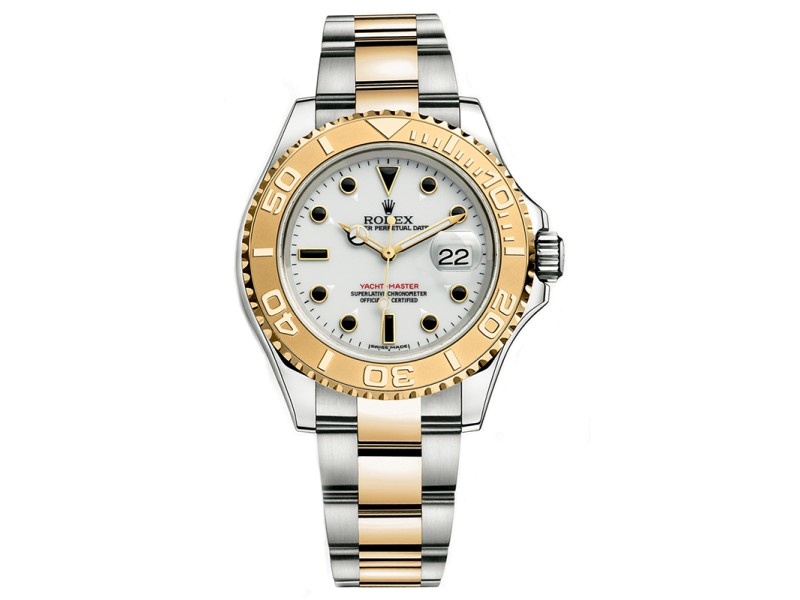Rolex Yacht-Master 16623 Two-Tone Mens Watch