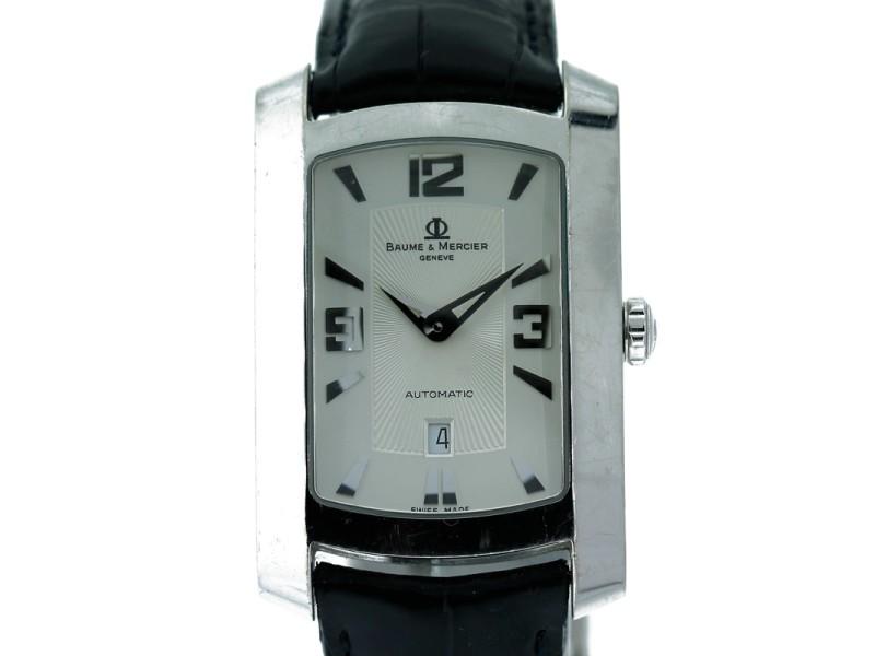 Baume & Mercier Hampton Wrist Watch