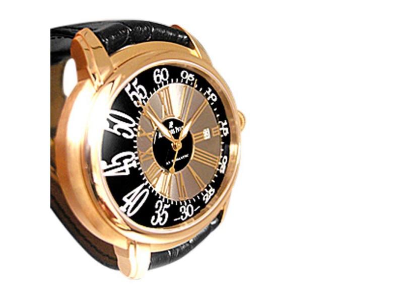 """Audemars Piguet """"Millenary"""" 18K Rose Gold Strap Watch"""