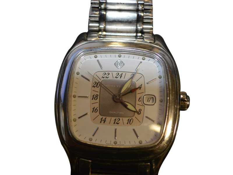 david yurman gmt t306 dst excellent condition david yurman buy david yurman gmt t306 dst mens watch