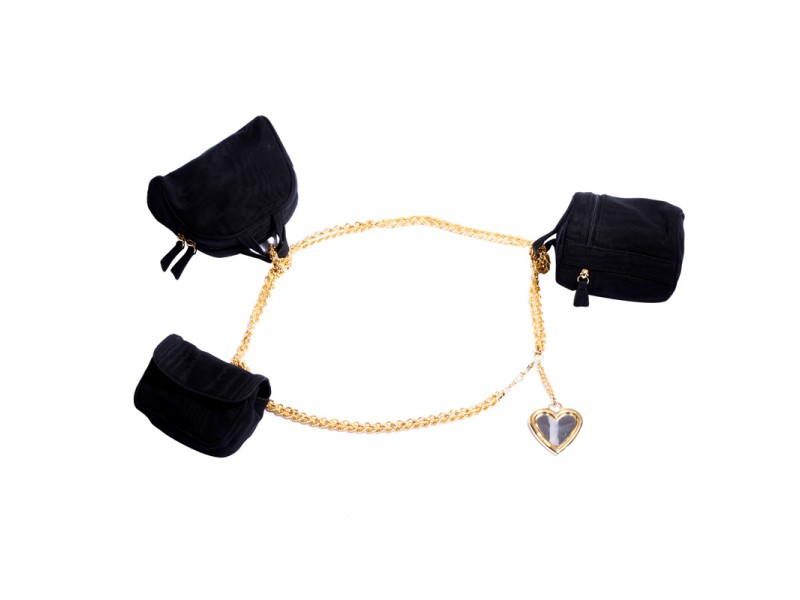 Moschino Bag Belt Necklace