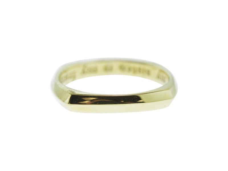 Monica Rich Kosann Yellow Gold Posey Ring