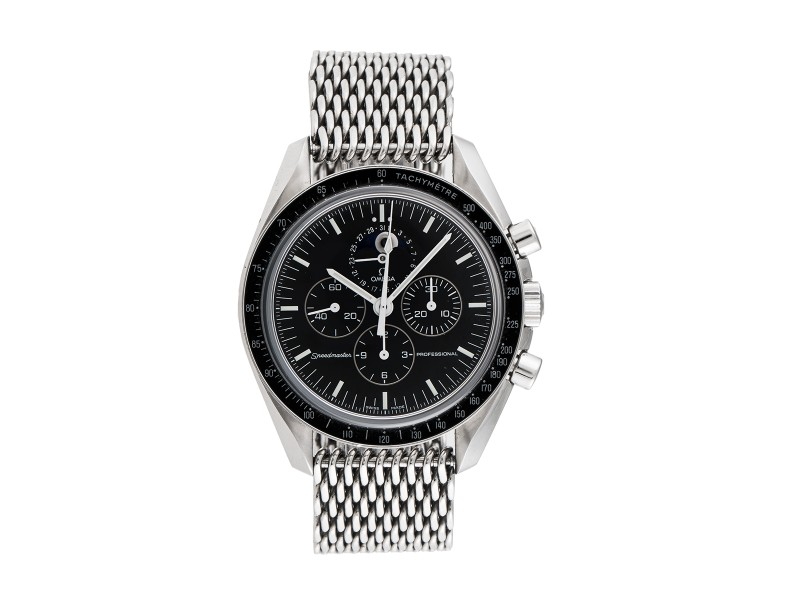 Omega Speedmaster 3876.50.31 Stainless Steel Manual 42mm Mens Watch